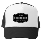 Wandering Tribes Badge Trucking Hat